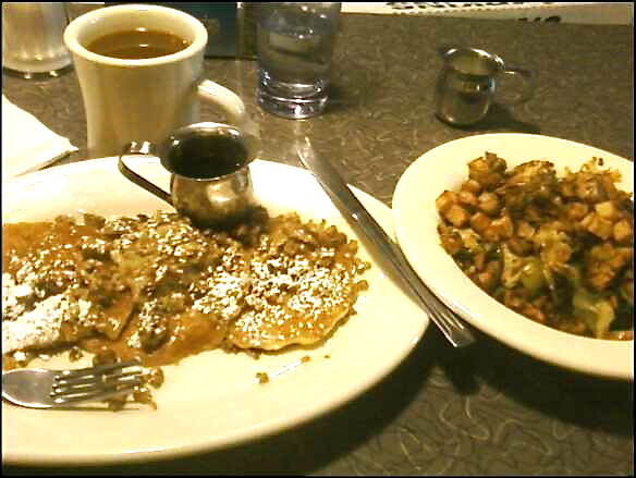 GF, Vegan Breakfast