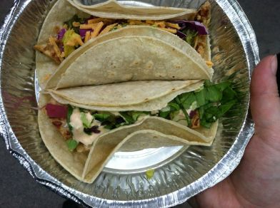 Taco Party Truck Tacos