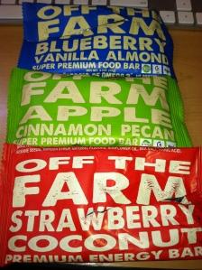 Off the Farm Bars